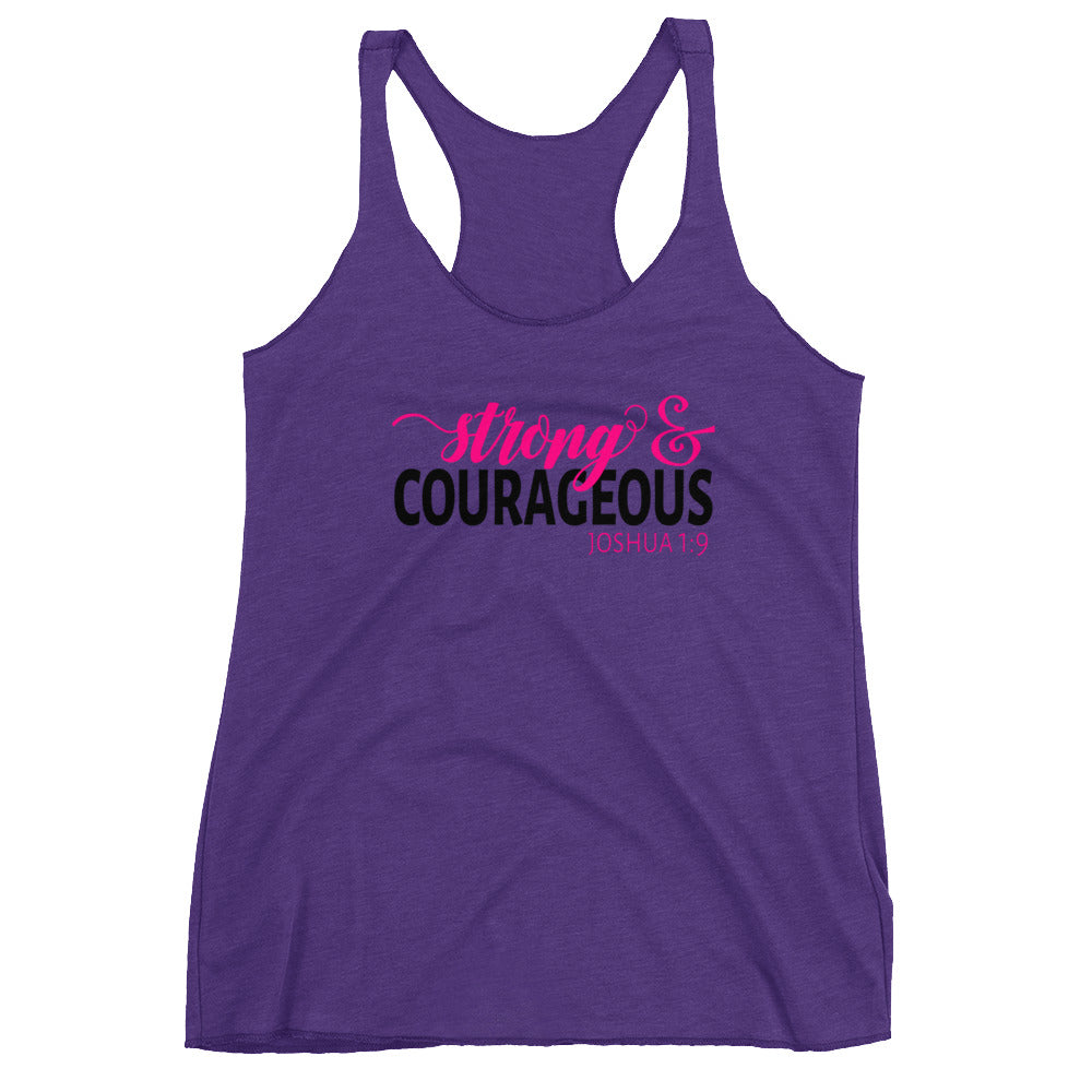 STRONG & COURAGEOUS