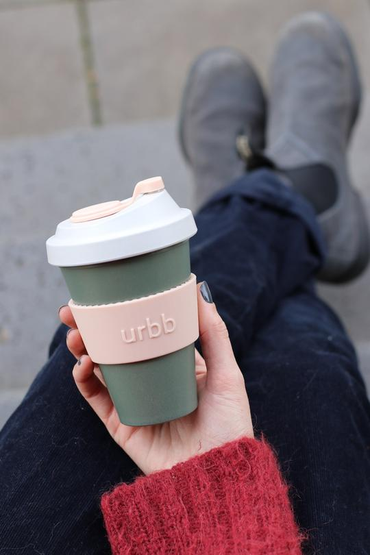 Urbb Cup - Cambridge Olive/Stone/Skin