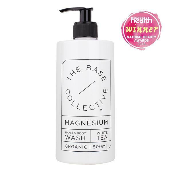White Tea & Magnesium Body Wash 500ml