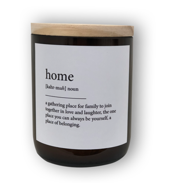 Dictionary Meaning / Home