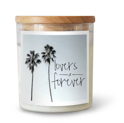Lovers Forever Soy Candle