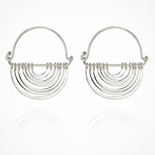 Temple Of The Sun Baye Earrings