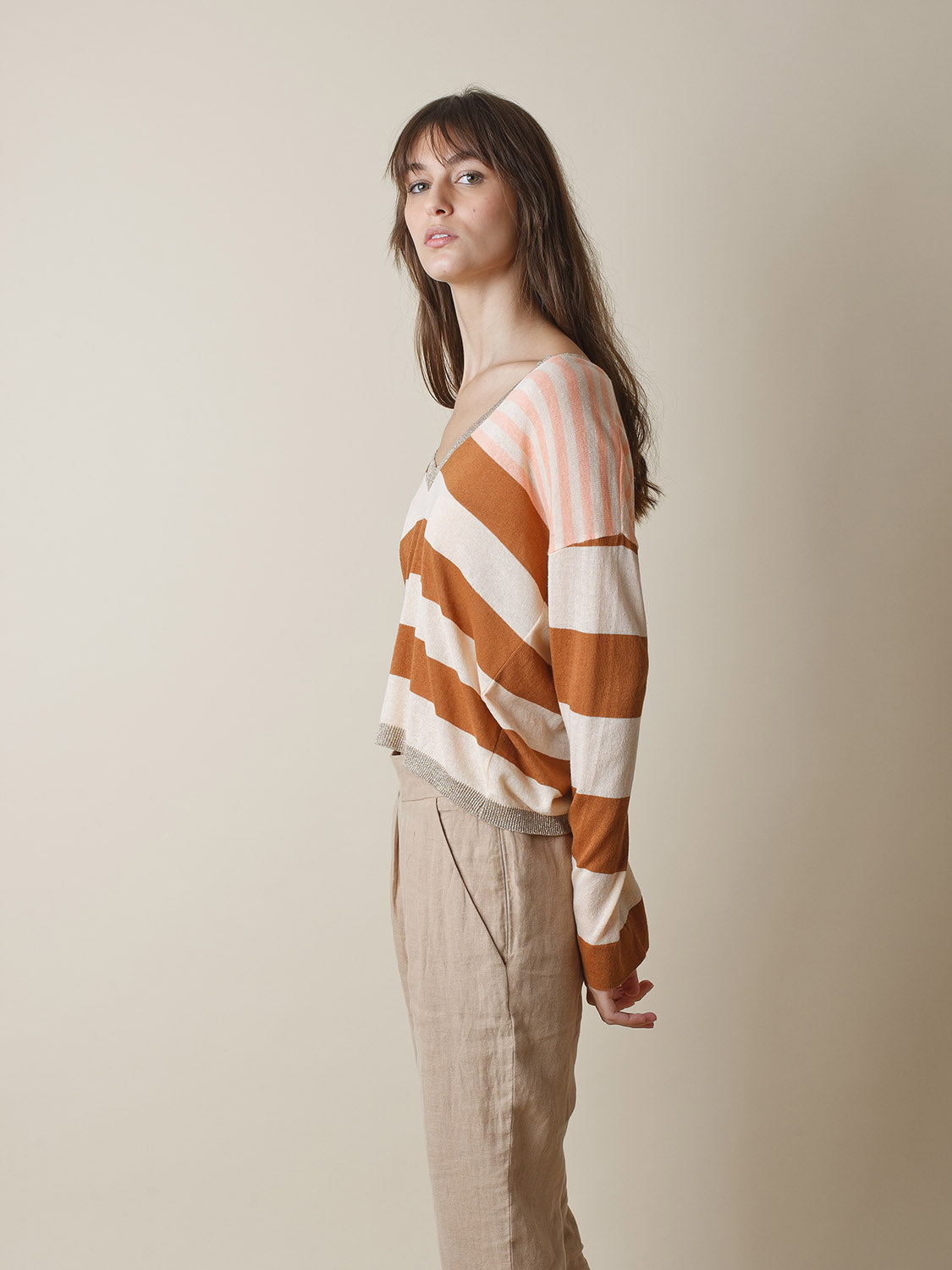 Indi & Cold Jersey Top
