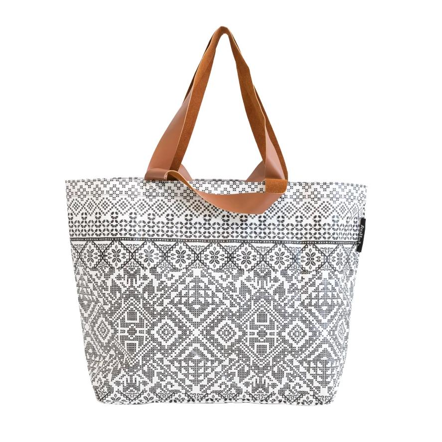 Kollab Poly Shopper Tote Bag