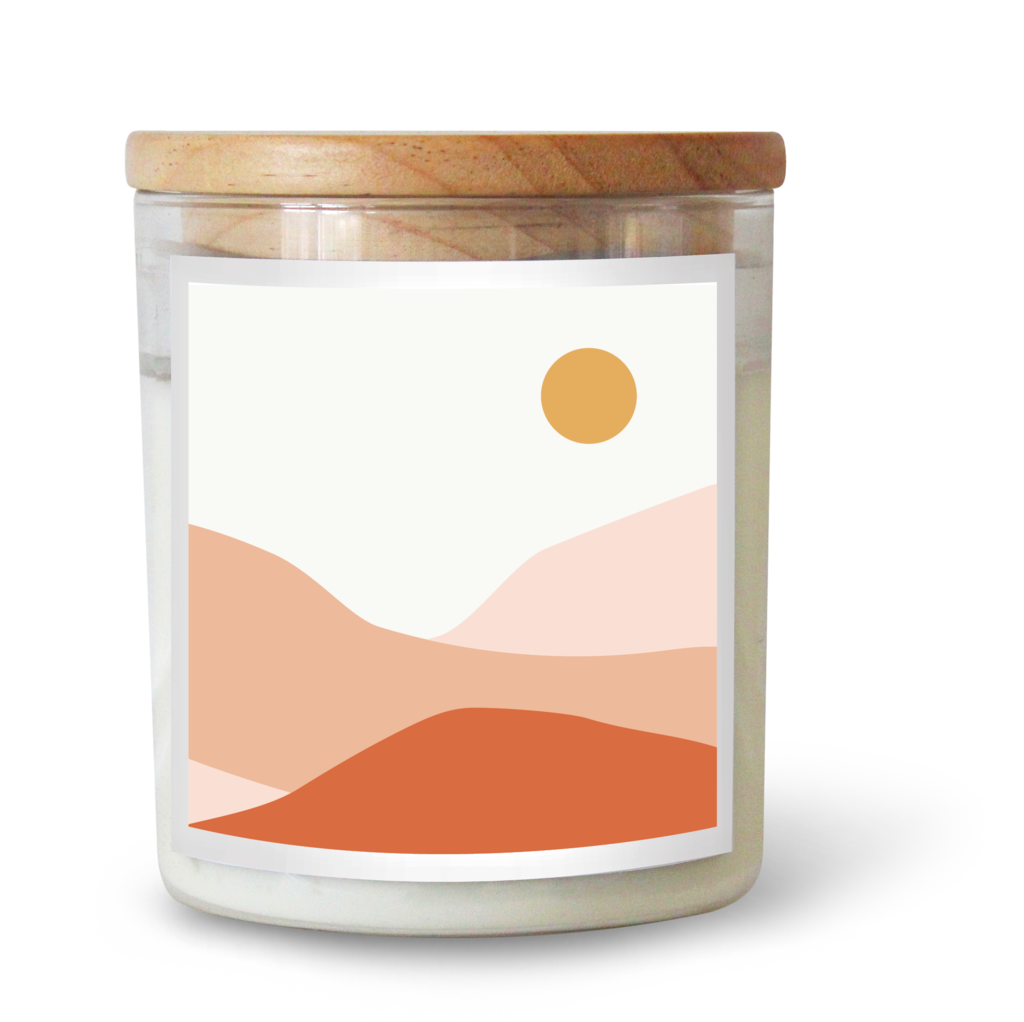 The Commonfolk Collective Desert Sun Candle