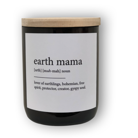 Dictionary Meaning / Earth Mamma
