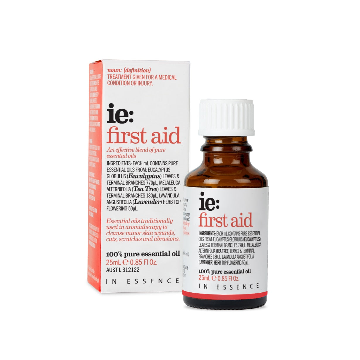 In Essence First Aid Blend 25ml