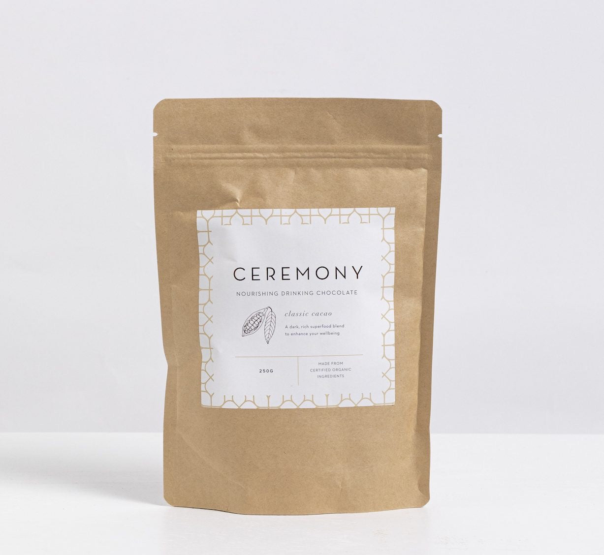 Ceremony Cacao 250g - 2 Flavours