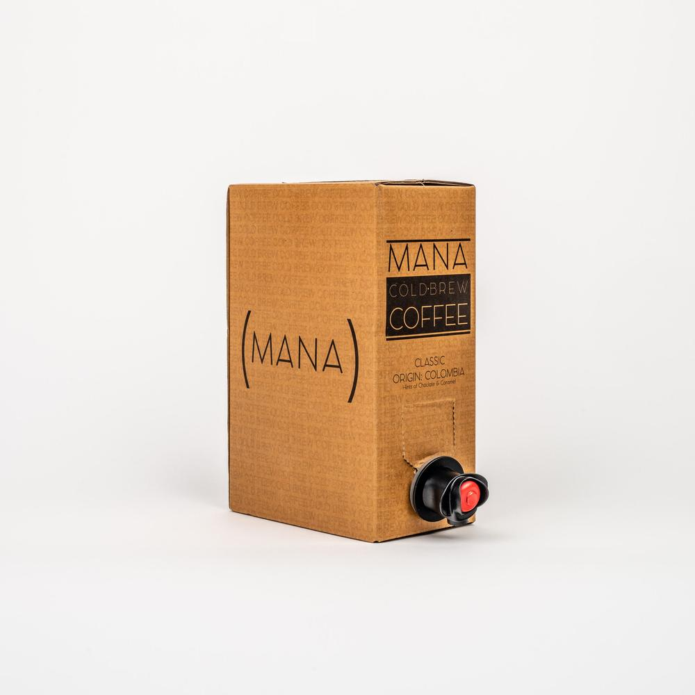 Mana Cold Brew Coffee