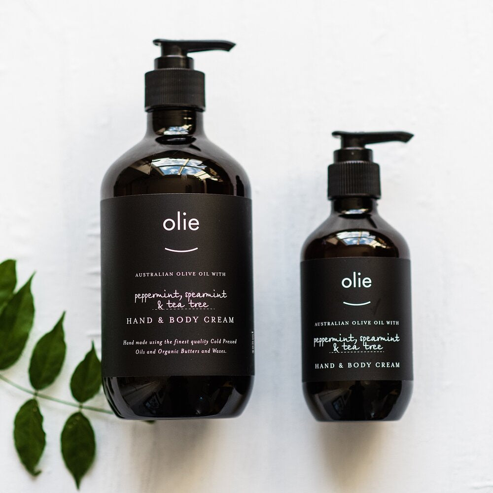 Olieve & Oli Hand and Body Cream - Asst scents