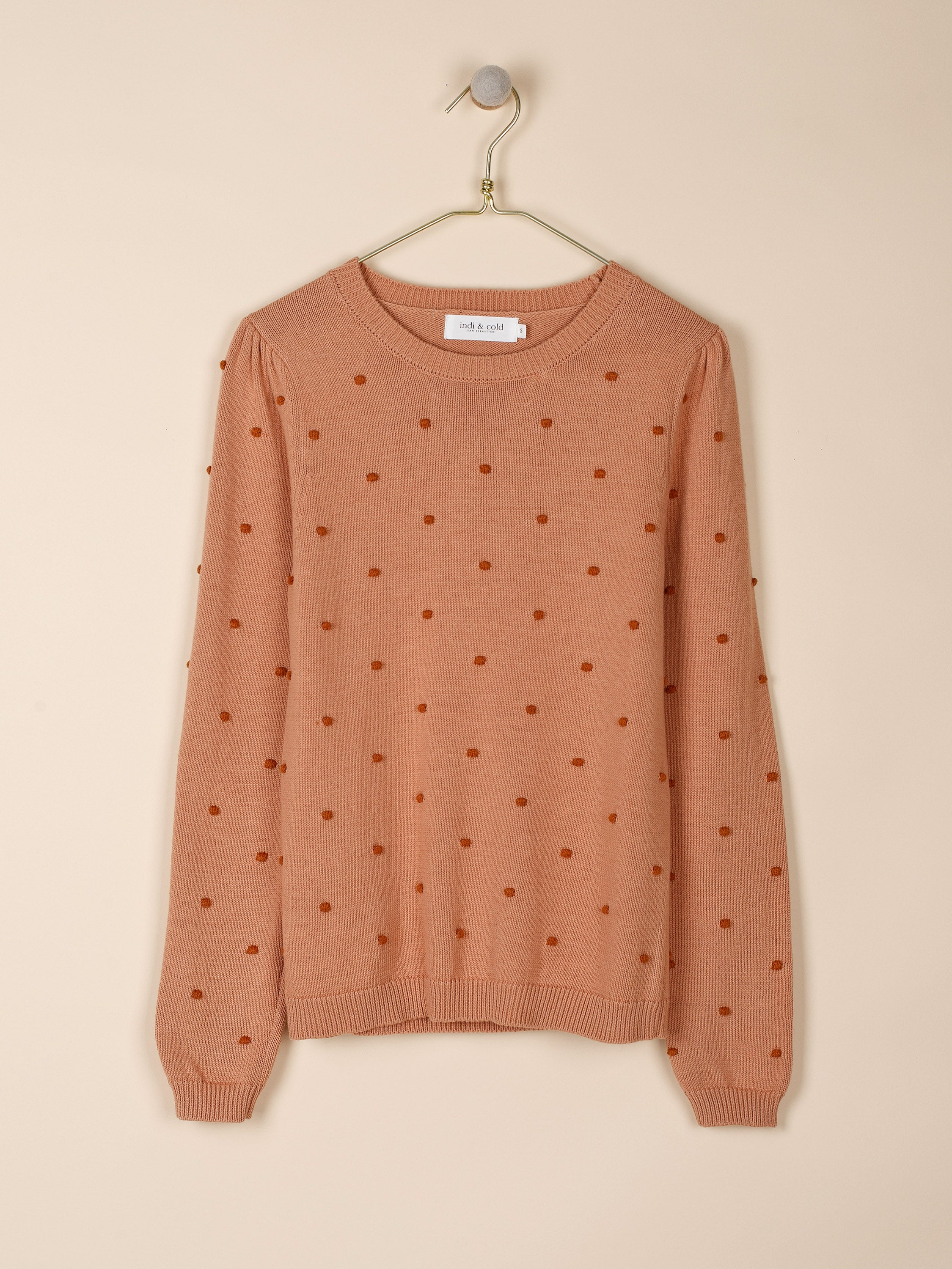 Indi & Cold Jersey Maquillaje Top
