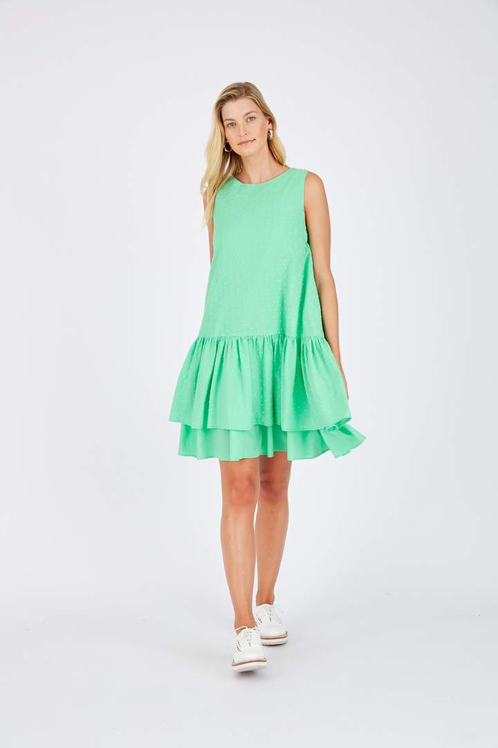 Alessandra Tullie Dress - Asst Colours