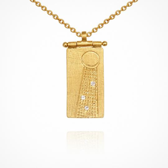 Temple Of The Sun Seren Necklace