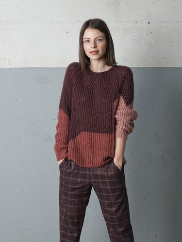 Indi & Cold Panel Knit