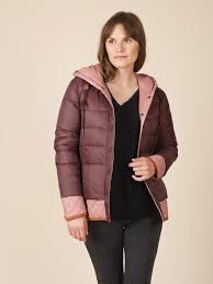 Indi & Cold Reversible Puffer Jacket