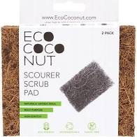 Eco Coconut Cleaning Brush & Pads