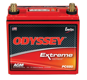 Odyssey PC680 Lightweight Battery With Terminals