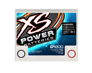 XS Power D1200 Battery With Terminals