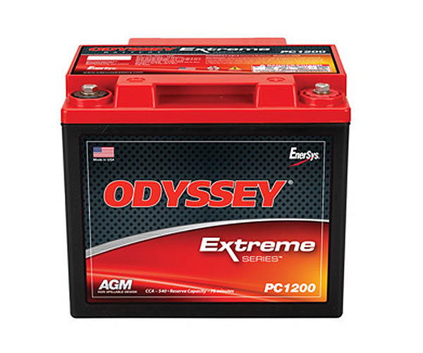 Odyssey PC1200 Battery With Terminals
