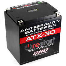 Load image into Gallery viewer, Antigravity ATX30 RE-START Battery