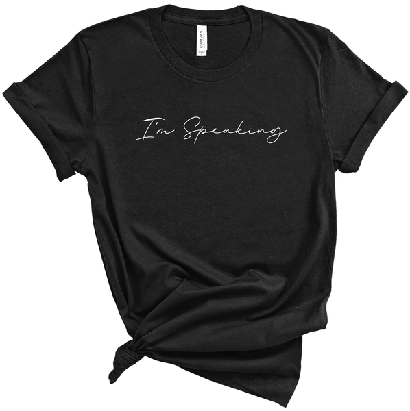 I'm Speaking - Kamala Harris Unisex T-shirt