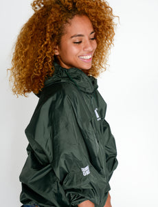 """HOT SUMMA"" PULLOVER RAIN JACKET"