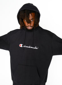 """CRIME CHAMP"" PULLOVER HOODIE"