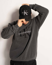 "Load image into Gallery viewer, EXTRAKETCHUP ""KLEIN"" CREWNECK"