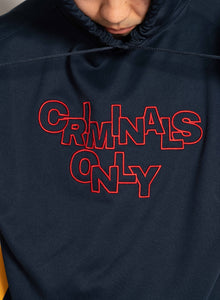 """CRIMINALSONLY"" HOODIE"