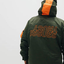 "Load image into Gallery viewer, ""GRIMEY IS BEAUTIFUL"" PULLOVER ANORAK JACKET"