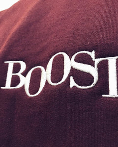 """BOOSTERS"" CREWNECK"