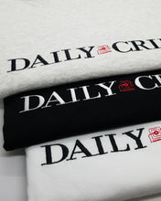 "Load image into Gallery viewer, ""DAILY CRIME"" TEE"