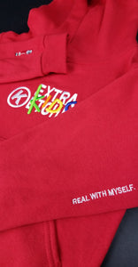"""REAL WITH MYSELF"" KID'S HOODIE"