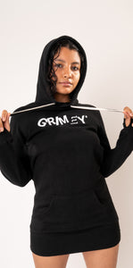 """GRIMEY IS BEAUTIFUL"" HOODIE DRESS"