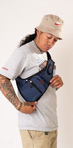 "EXTRAKETCHUP ""LE SLING"" SHOULDER BAG"