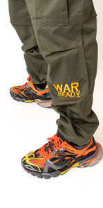 """WAR READY"" MILITARY PANT"