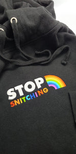 """STOP SNITCHING"" HOODIE"