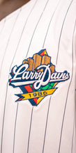 "Load image into Gallery viewer, ""LARRY DAVIS"" BASEBALL JERSEY"