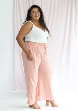 Kelly drawstring pant
