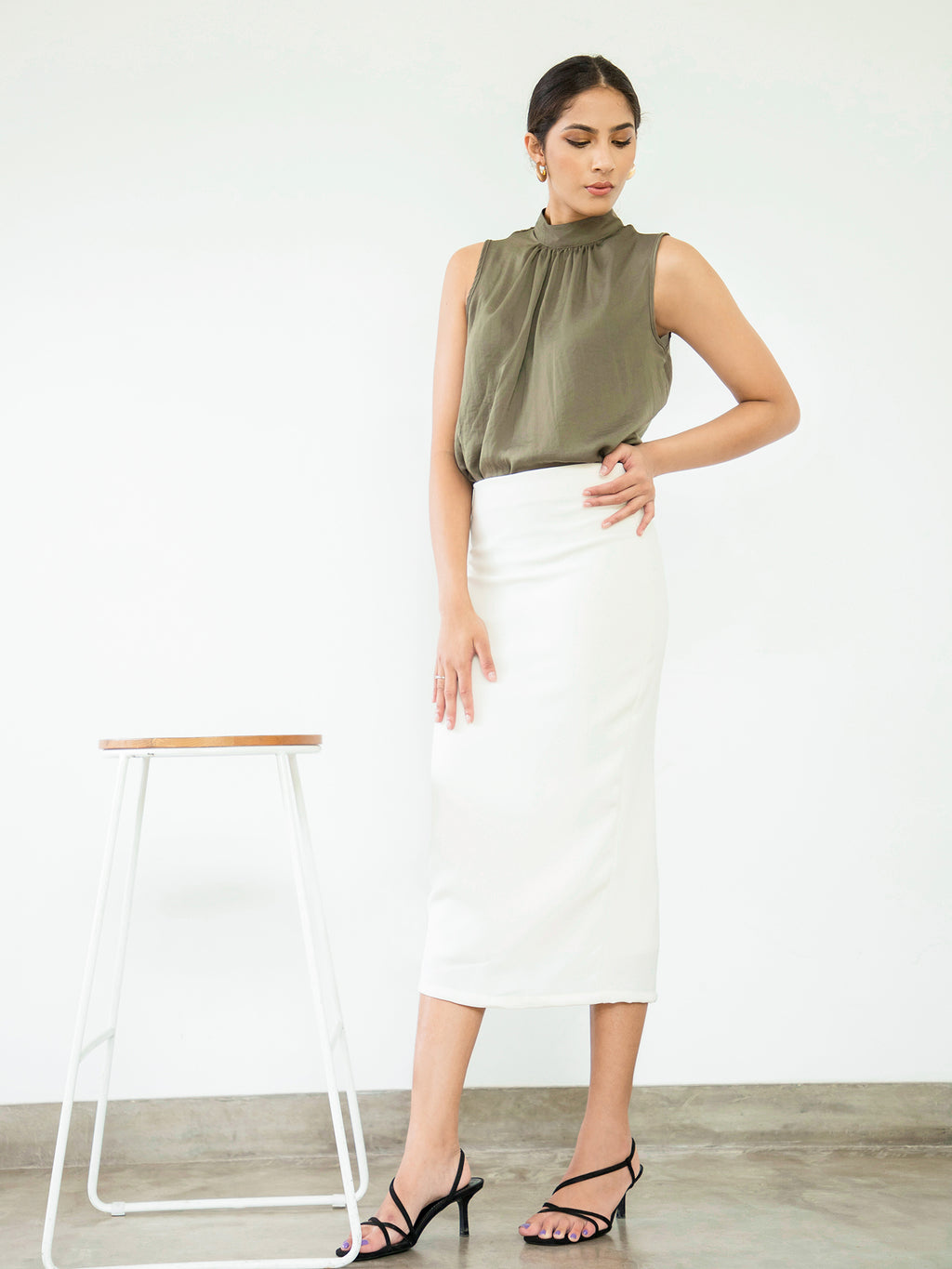 Pencil Cut Skirt