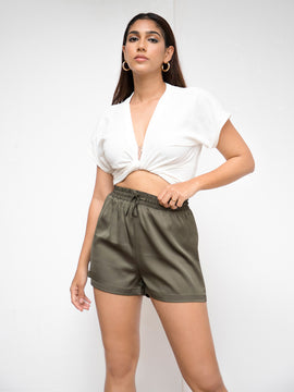 Basic Satin Short