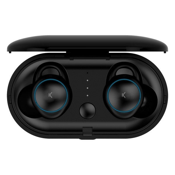 Casques Sans Fil KSIX Go & Play Unlimited Bluetooth Noir