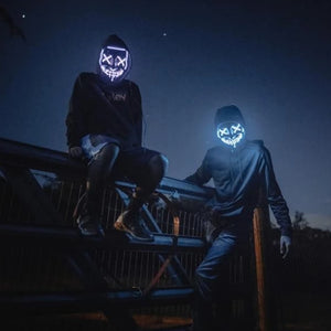 Masque Halloween LED FTX