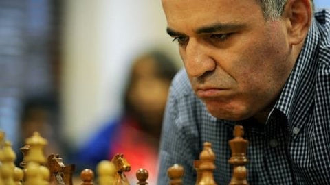 garry kasparov on top 10 list of most intelligent people in the world