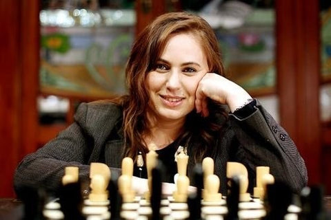 Judith Polgar on top 10 list of most intelligent people in the world