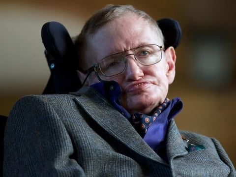 stephen hawking list of most intelligent people in the world