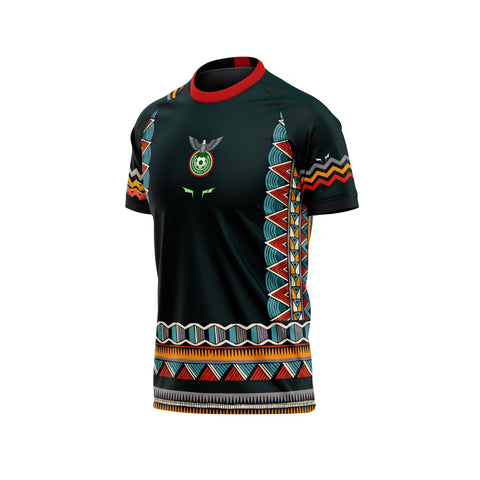 thelegalgang,Indian Ultras Nigeria Concept Football Jersey,JERSEY.
