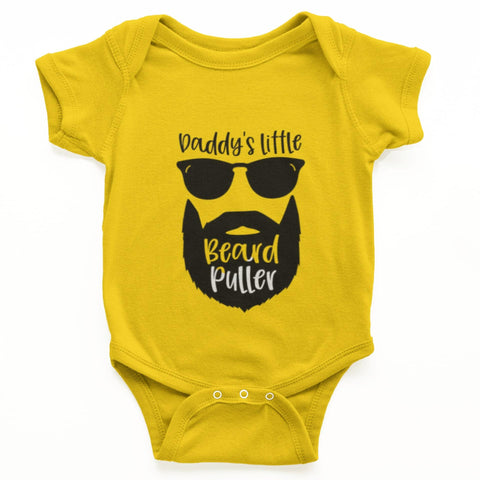 thelegalgang,Beard Puller Rompers for Babies,.