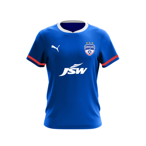 thelegalgang,Bengaluru FC Puma 2020 - 21 Official Home Jersey,JERSEY.