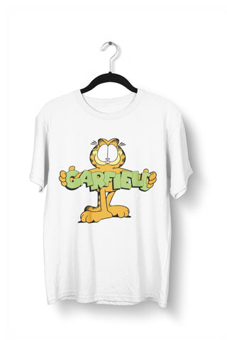 Garfield - Logo T shirt for Men